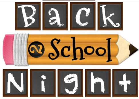 Back to School-9/7/17 6-7pm