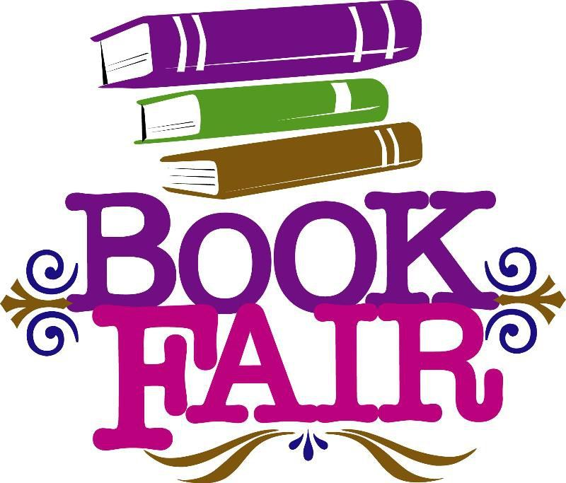 BOOK FAIR FAMILY NIGHT is Wednesday, December 5th, from 3 - 6 PM in the library!