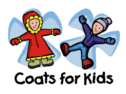 PLE will be collecting coats for Kiwanis Coats for Kids until November 17th.  Please consider donating your gently used coats to this cause.  Thank you!