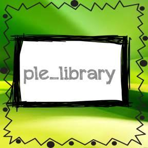 Follow our Library on Instagram: @ple_library!
