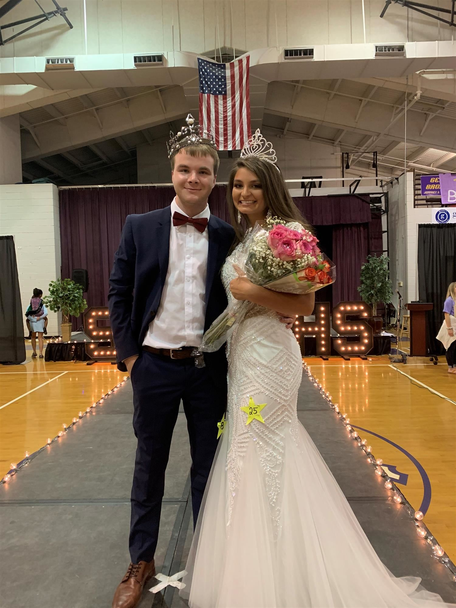 2019 Bronco Beau and Beauty Pageant