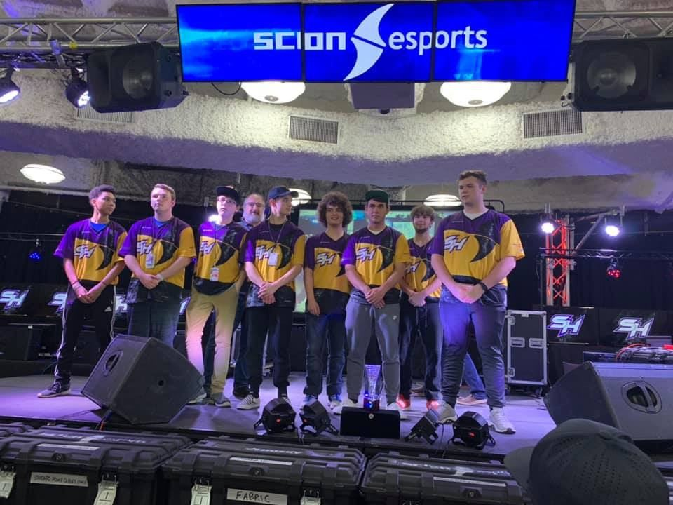 Esports Team Goes Undefeated