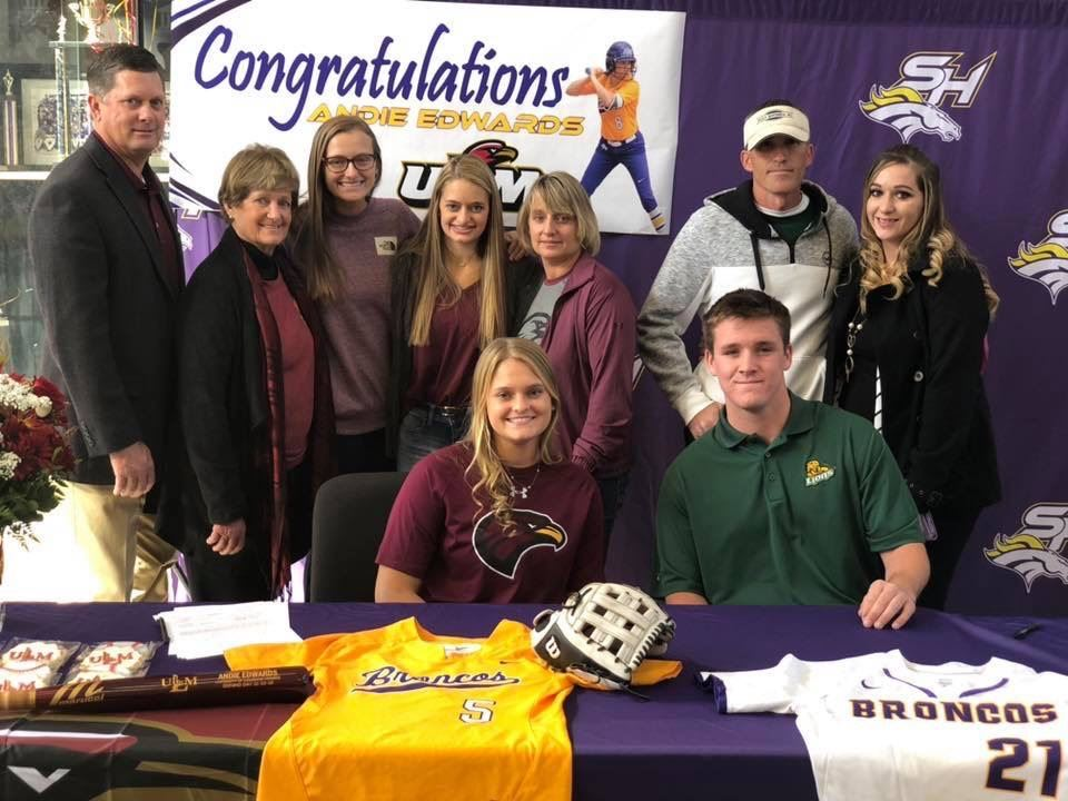 Edwards and Bartley Sign Letters of Intent
