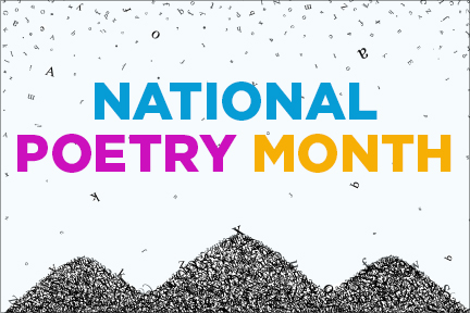 Click here to celebrate National Poetry Month!
