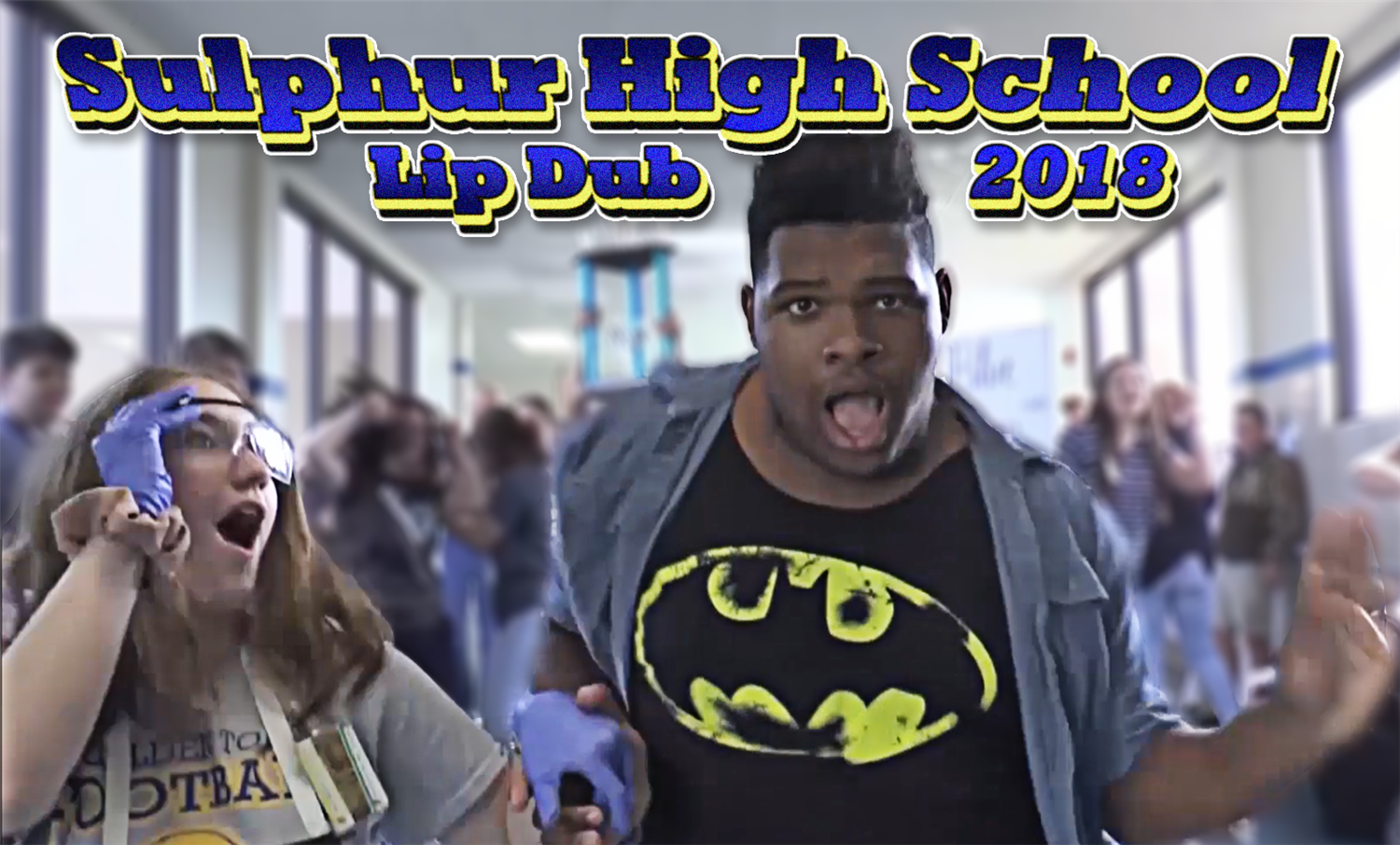 SHS Lip Dub Video!!!