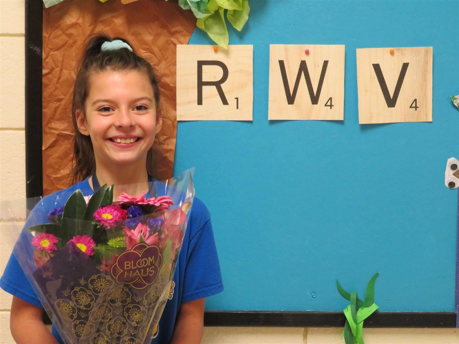 RWV 2019-2020 Student of the Year