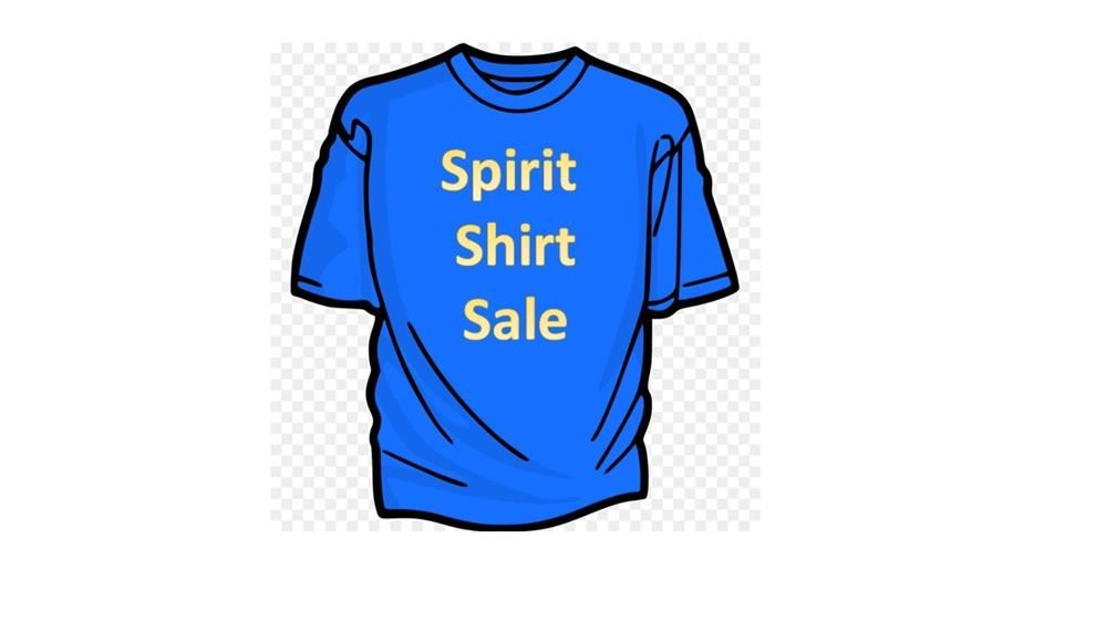Spirit Shirts on Sale