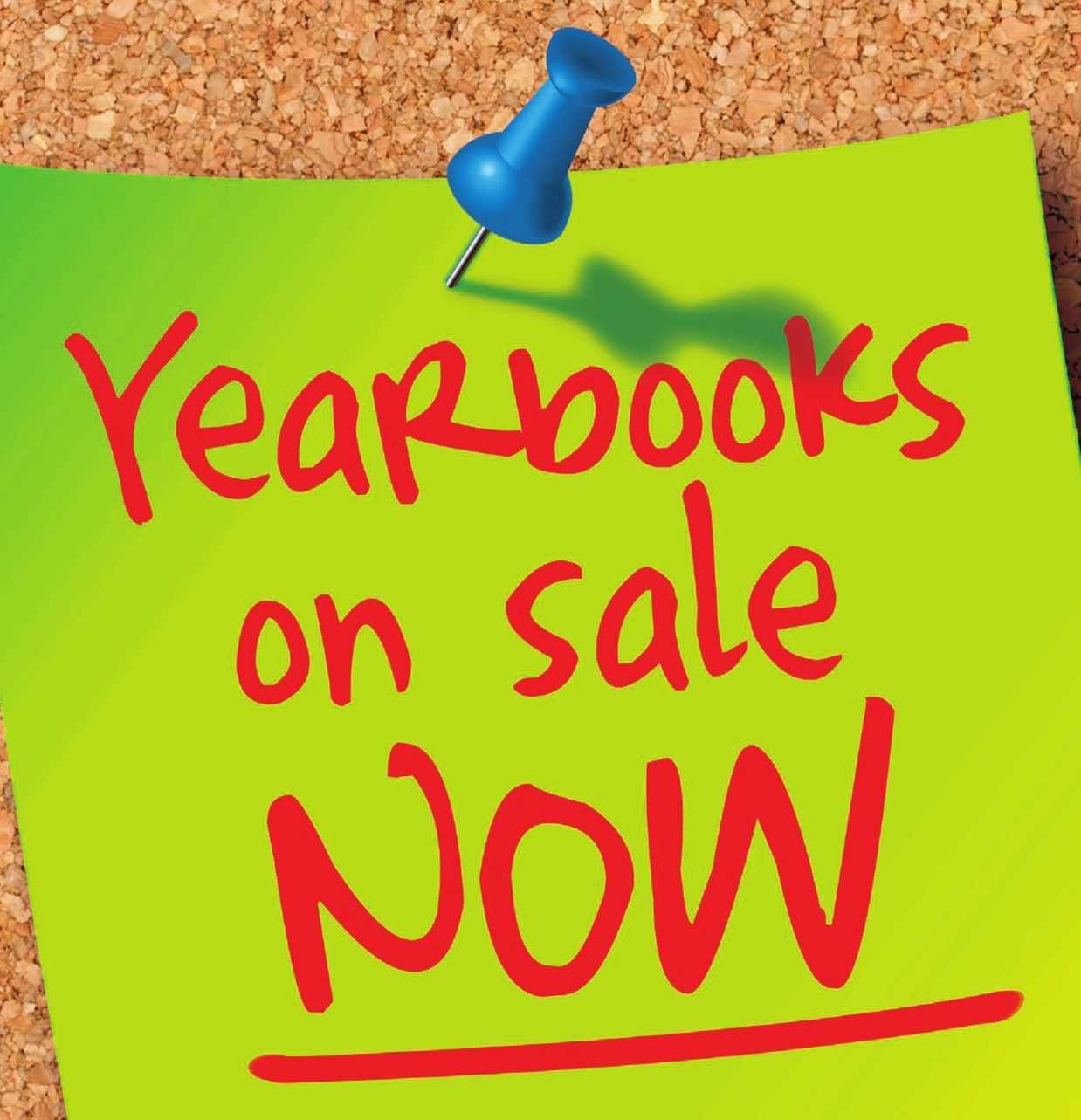 Yearbooks on Sale...$20.00 Personalized $23.00