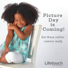 School Picture Day - Tuesday, October 15th