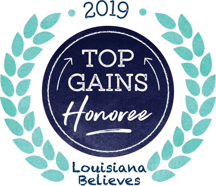 2019 Top Gains Honoree