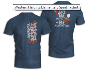 2020-2021 School Shirt Information
