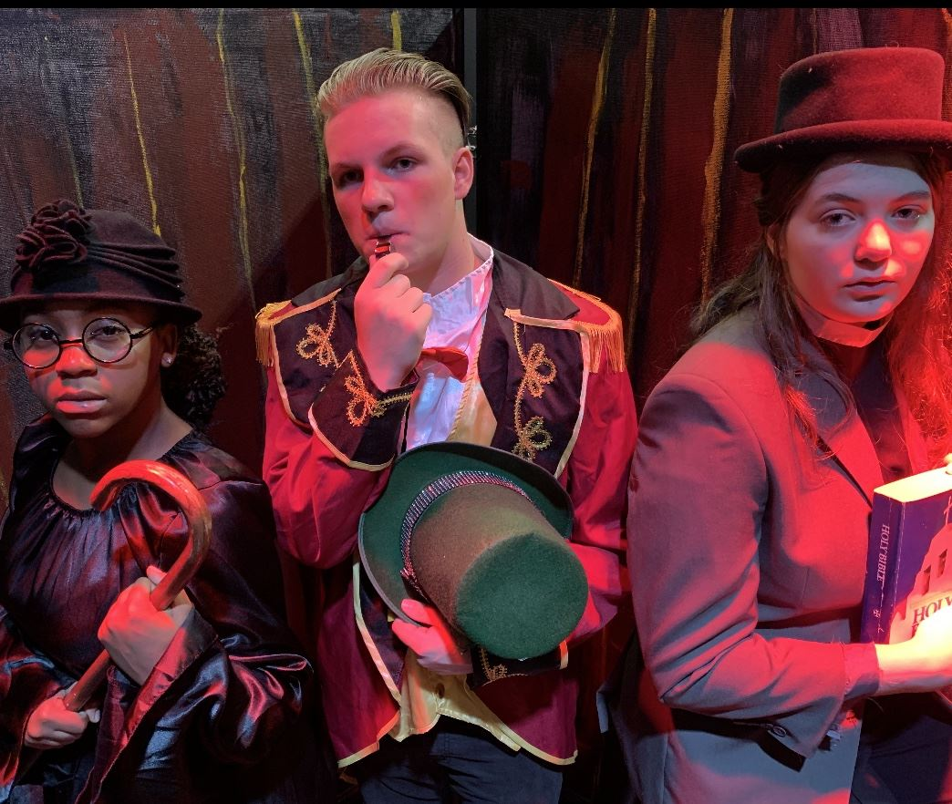 "Westlake High School Theatre Presents ""ELEPHANTS GRAVEYARD"""