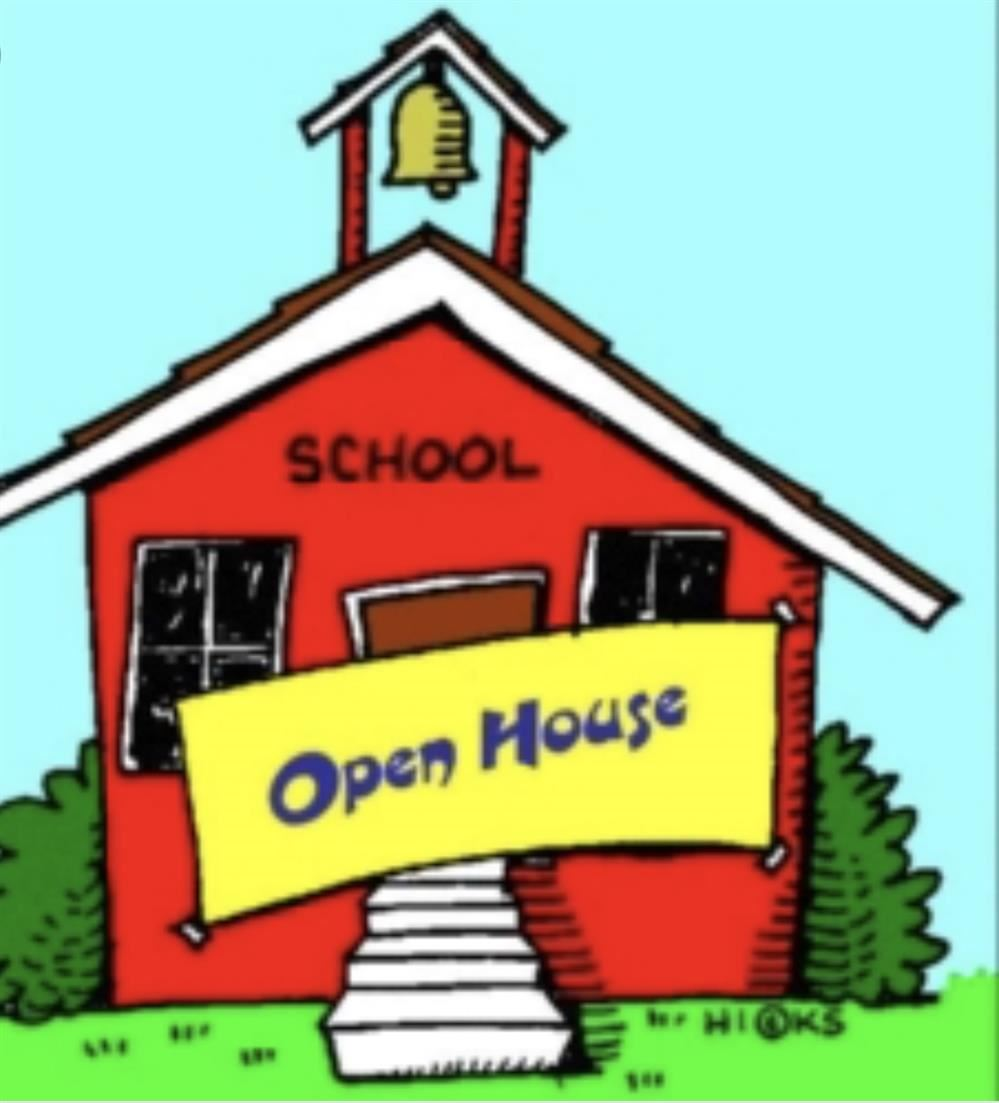 Westwood Open House Tuesday August 21, 2018 6:00-7:30