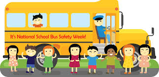 National School Bus Safety Week October 22-26, 2018