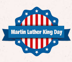 MLK Holiday (No school) Monday January 15, 2018