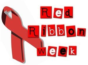 Red Ribbon Week October 29-November 2, 2018