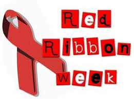 Red Ribbon Week October 30-November 3, 2017