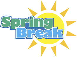 Easter/Spring Break No School  April 19, 2019 through April 28, 2019