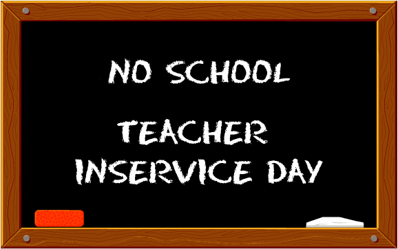 Teacher Inservice Day (No School)