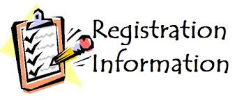 New Student Registration starts August 1st!