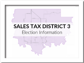 SALES TAX DISTRICT 3 MAP