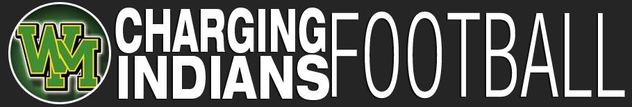 Washington-Marion Charging Indians Football