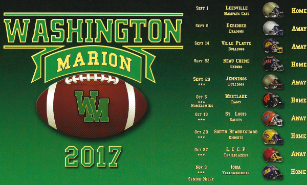washington_marion_2017_football_schedule