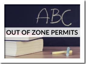 Out of Zone PErmits