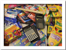 2020-2021 School Supply Lists Now Available!