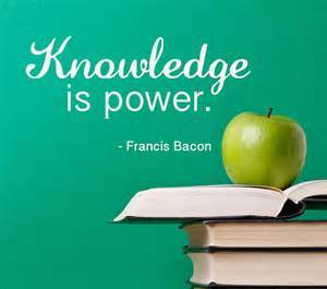 Knowledge is Power pic