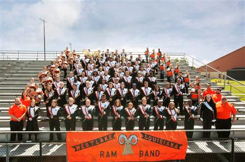 WHS Ram Band