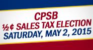 Sales Tax Election